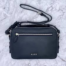 Kiko Leather <b>Classic Crossbody Bag</b> | Happy Rebel