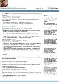 Mechanical Engineering Resume Examples Google Search