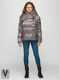 <b>Куртка</b> утепленная <b>женская</b> VS 190127 <b>rock</b> grey - купить в ...