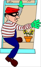 Resultado de imagen para ladrones robando