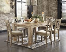 Cottage Dining Room Table Cameron Cottage Style Oval Whitewash Dining Room Set Coaster Free