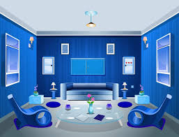 Youtube Living Room Design Blue Interior Design Living Room Color Scheme Youtube Modern Blue