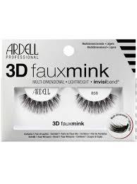 <b>Ресницы накладные</b> 858, <b>3D</b> Faux Mink , норка (L) <b>ARDELL</b> ...