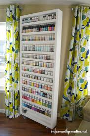 beckie farrants awesome paint storage awesome craft room