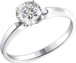 Серебряное <b>помолвочное кольцо SOKOLOV</b> 94010279_s с ...