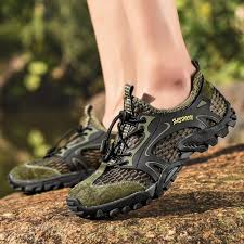<b>Summer Breathable Men</b> Hiking Shoes <b>Mesh</b> Outdoor <b>Men</b> ...