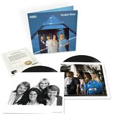 <b>ABBA</b> – <b>Voulez Vous Half</b> Speed Remastered 2LP 180g Vinyl Record