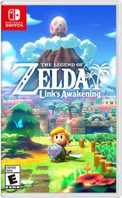<b>The Legend of Zelda</b>: Link's Awakening, Nintendo, Nintendo Switch ...