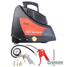 <b>Компрессор FUBAG HANDY MASTER</b> KIT + 5 предметов за 7860 ...