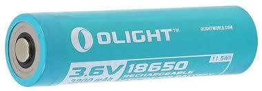 """<b>Аккумулятор</b> для фонаря <b>Olight</b> """"ORB-186C32"""", 18650, <b>Li</b>-<b>ion</b>, 3,7 ..."""