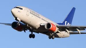 <b>SAS</b>–plan landade efter nödmeddelande - Nyheter | SVT.se
