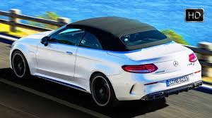2017 <b>Mercedes</b>-AMG C63 <b>Cabriolet</b> 4.0-litre <b>V8 Biturbo</b> Engine ...