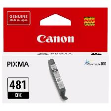 Купить <b>Картридж</b> для струйного принтера <b>Canon CLI</b>-<b>481</b> BK ...