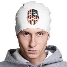 Шапка классическая унисекс USA <b>Anonymous</b> #1205463 в Москве ...