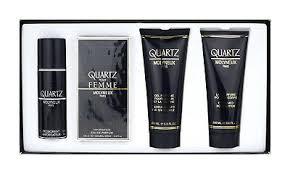 <b>Molyneux Quartz</b> 4 Piece Gift Set 3331845975862 | eBay
