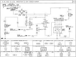 1991 mazda b2600i wiring diagram ac heat air conditioning fan 1991 mazda b2600i engine control wiring diagram