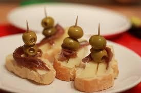 Resultado de imagen de aperitivos para fiestas