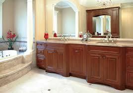kyra mirror bathroom vanity black