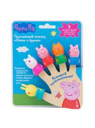 Купить детские игрушки <b>Peppa Pig</b> в интернет магазине ...