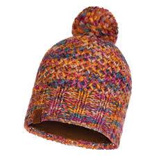<b>Шапка Buff Knitted&Polar</b> Hat Margo разноцветная One Size ...