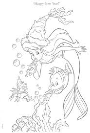 Small Picture Coloring Pages The Little Mermaid Coloring Pages Coloring Kids