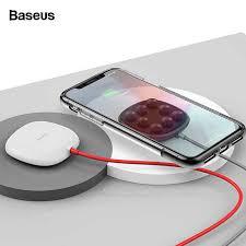Беспроводное <b>зарядное устройство Baseus</b> на присоске для ...
