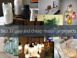 jar crafts home easy diy:  best masonjar
