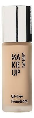 Купить <b>матовый тональный крем Oil-free</b> Foundation 20мл MAKE ...