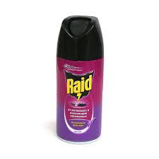 <b>Аэрозоль</b> от летающих, ползающих <b>насекомых</b> 300 мл <b>Raid</b> ...