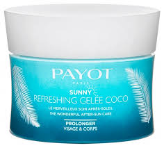 <b>Payot Sunny Refreshing</b> Gelée Coco The Wonderful After-Sun Care ...
