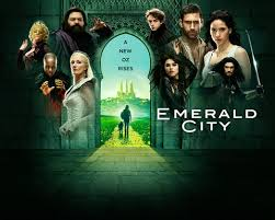 Emerald City 1.Sezon 1. ve 2.Bölüm