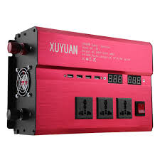 DC 12V/24V To AC 220V Solar <b>Power</b> Inverter 10000W <b>Peak Power</b> ...