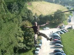 Go Ape Zipline