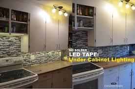 under shelf lighting. introduction led tape under cabinet lighting no soldering shelf