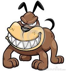 Bildresultat för ilsken hund