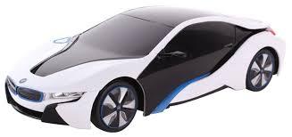 Легковой автомобиль <b>Rastar BMW I8</b> (48400) 1:24 19 см — купить ...