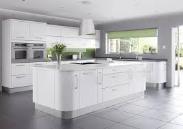 ideas white gloss  kitchen design trends for  your kitchen broker kitchenfindr for top h