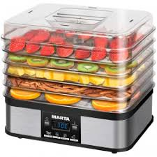 Отзыв о Электросушилка для <b>овощей</b> и фруктов <b>Marta</b> MT-1952 ...