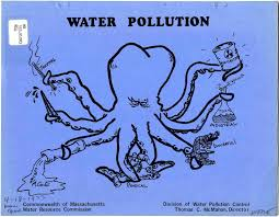 overpopulation water pollution when water is contaminated due to oil spills sewage leaks toxic waste and a myriad of other pollutants