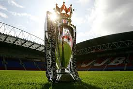 Image result for premier league trophy