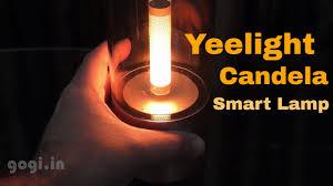 <b>Xiaomi Yeelight Candela</b> Smart <b>Ambience</b> Light review (in Hindi ...