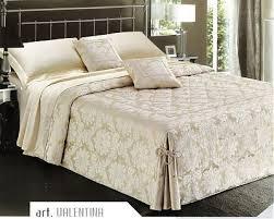 Элитное покрывало на кровать ВАЛЕНТИНА (VALENTINA seta ...
