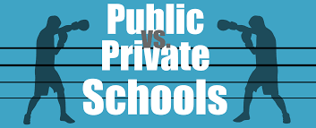 school vs private school essay public school vs private school essay