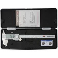 Цифровой <b>штангенциркуль ADA Mechanic 150</b> PRO