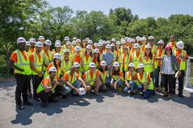 nyc ddc nycddc accepting applications for its high school high school and college students from ddc s 2016 summer internship program ed the bronx river house in starlight park