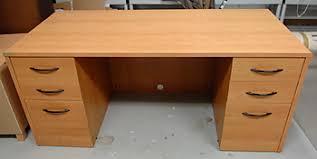 long desks on big office computer desk 66 long and 30 deep light big office desks