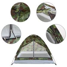 Online Shop TOMSHOO <b>Portable</b> Camouflage <b>Camping Tent</b> for 2 ...