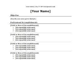 aaaaeroincus example of a well written resume