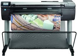 <b>HP DesignJet T830 36-in</b> Multifunction Printer - HP Store Australia