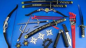Детские ниндзя самурайские <b>наборы оружия</b> игрушки kids ninja ...